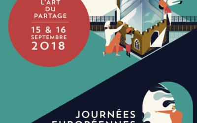 Journées européennes du patrimoine – Jardins de Valloires