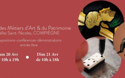 Salon des Métiers d'art et du patrimoine de Compiègne, 2019