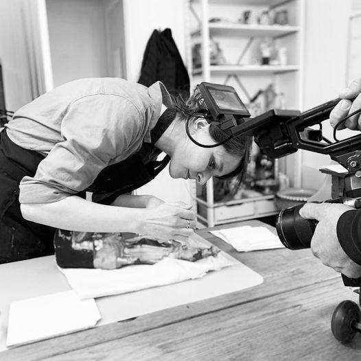 Affaire conclue france 2 la vie des objets restauration céramique objets d'art réparation faïence amiens picardie somme hauts de france