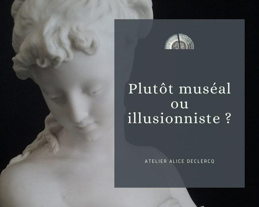 F.A.Q. – Plutôt muséal ou illusionniste ?