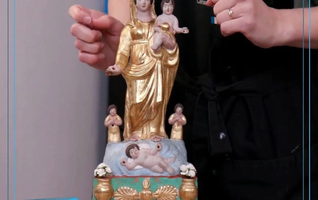 Affaire conclue, la vie des objets – vidéo : restauration du Santibelli